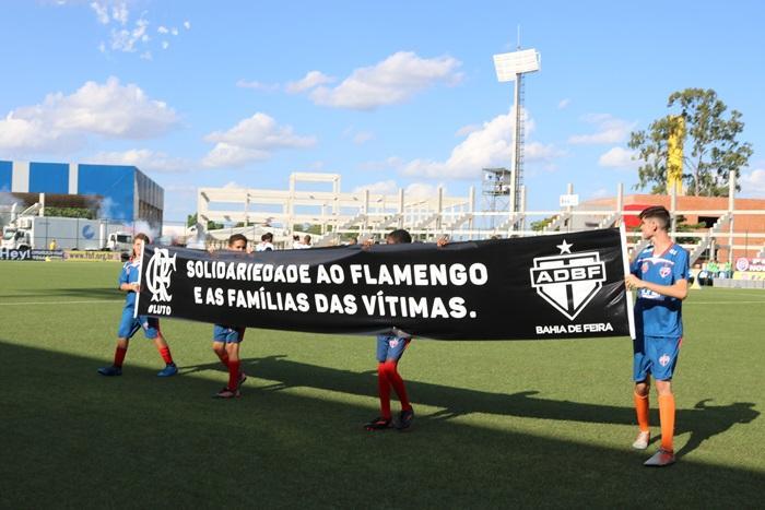 Bahia de feira homenageia jovens vítimas flamenguistas 83a425ca5f271
